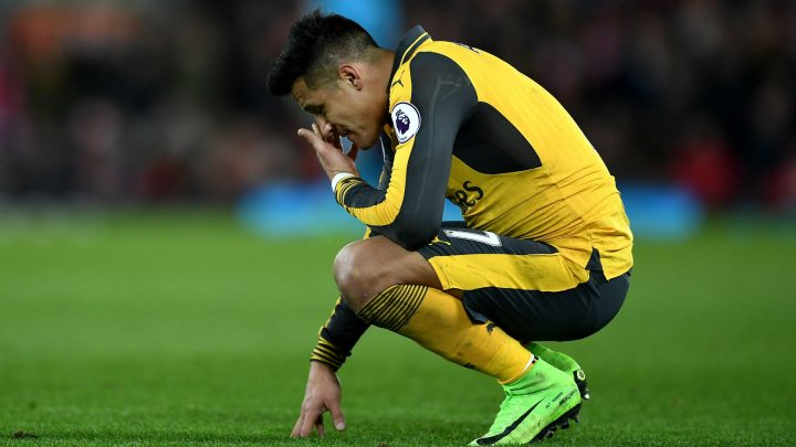 Paris Saint Germain Terdepan Gaet Alexis Sanchez