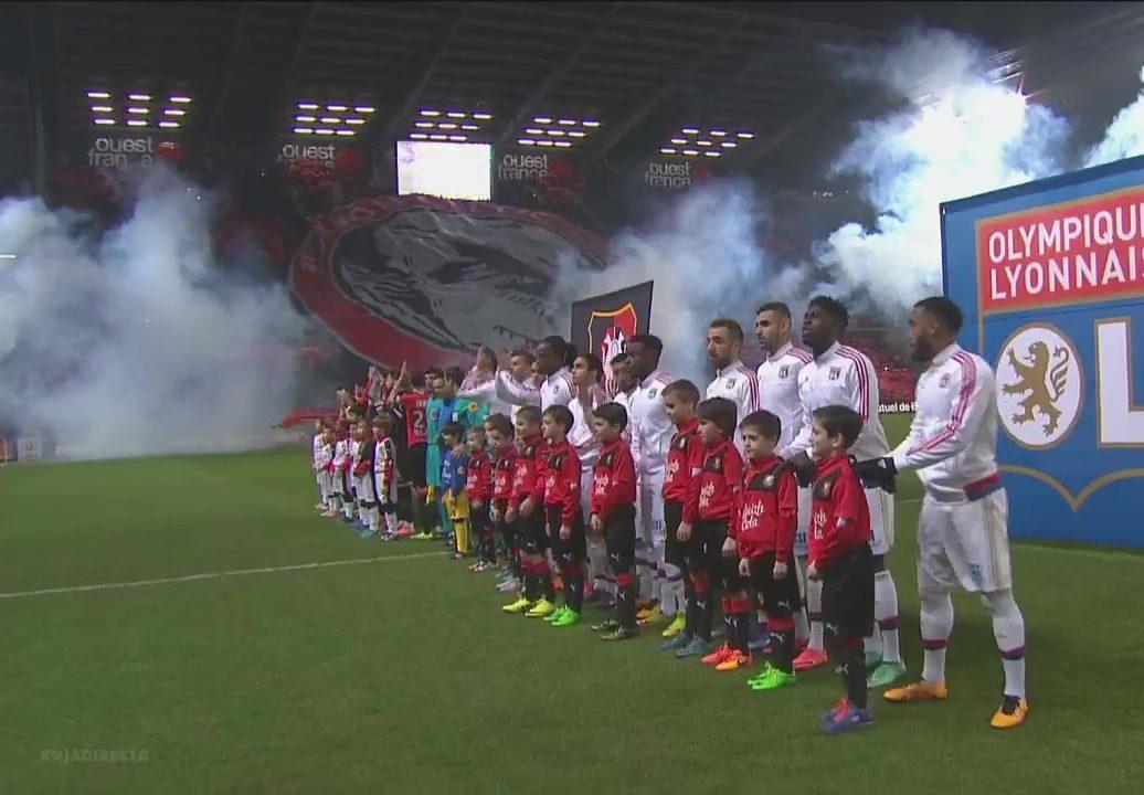 Stade Rennais vs Olympique Lyon