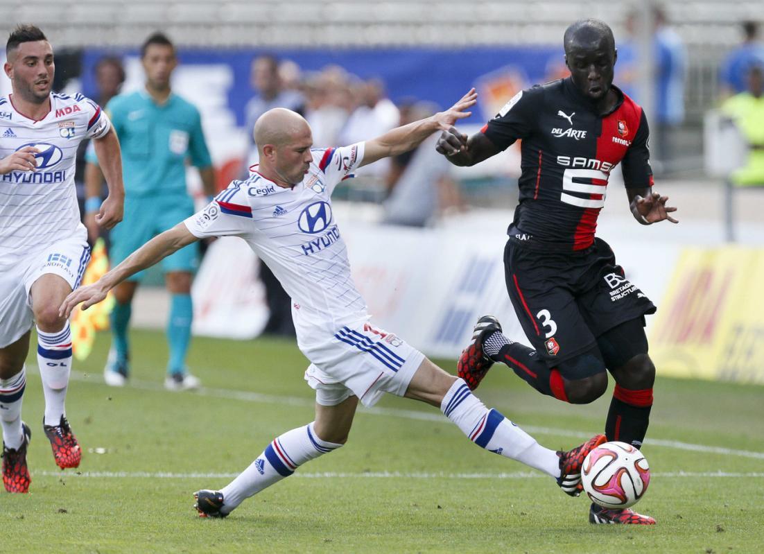 Agen Bola Online Stade Rennais vs Olympique Lyon