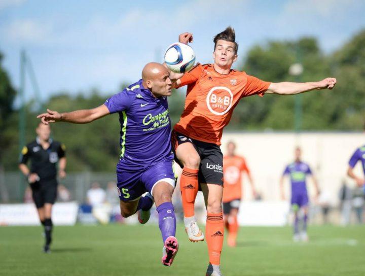 FC Lorient vs SM Caen, Pertempuran Papan Bawah