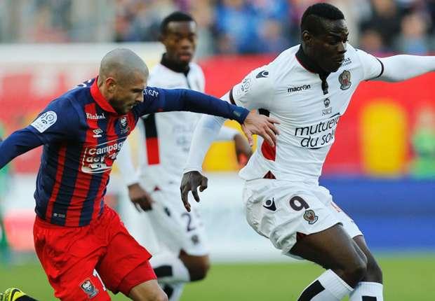 OGC Nice vs SM Caen, Kembali Ke Puncak Klasemen